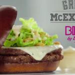 Nueva Grand McExtreme Bibo by Dani García en McDonald's