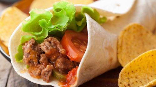 menu mejicano con descuento