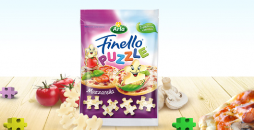 queso finello arla puzzle