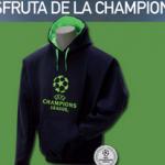 """Sudadera de """"La Champions League"""" 2015 - Diario Sport"""
