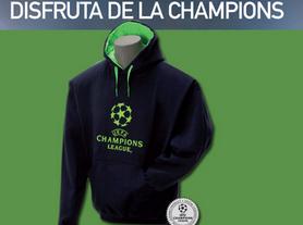 sudadera champions league sport