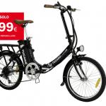 Consigue tu Bicicleta eléctrica Tucano con el diario Marca