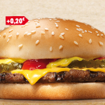 Productos Euroking por 1 euro en Burguer King - 2015