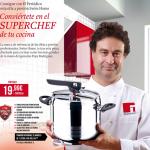 Promoción: Olla a Presión Swiss Home por 19,99€ - El Periódico