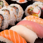 Menú japonés para 2 o 4 personas desde 24 €